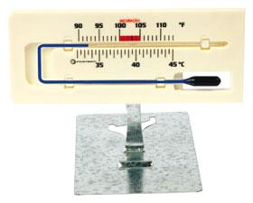 Termômetro Para Incubação (chocadeira) / +90+110:1°F / +32+45:0,5°C
