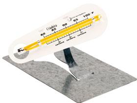Termômetro para criadeira / +80+100:1°F