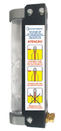 KIT Termocompensado Para Bomba de Álcool Combustível - Modelo A1/Gilbarco/270mm