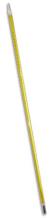 Termômetro Químico Alta Temperatura Escala -10+625:1°C - 450mm