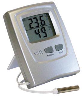 7666.02.0.00 - Termo-Higrômetro Digital Temperatura e Umidade Internas