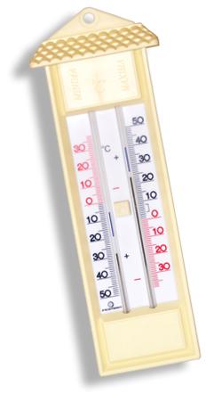 Termômetro Máxima e Mínima Analógico Incoterm