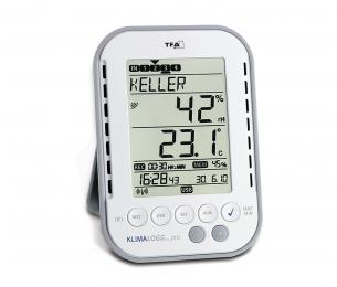 Data Logger Klimalogg Pro - Termo-higrômetro Incoterm