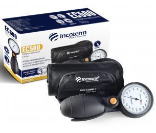 Esfigmomanômetro Clínico EC500 Incoterm