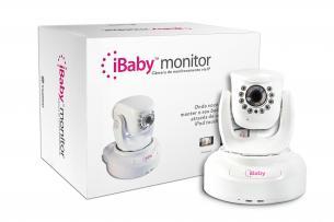 Babá Eletrônica iBaby Monitor M3 Incoterm