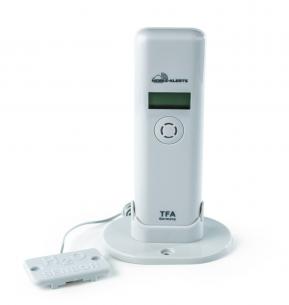 WeatherHub –  Transmissor de temperatura e umidade com detector de água