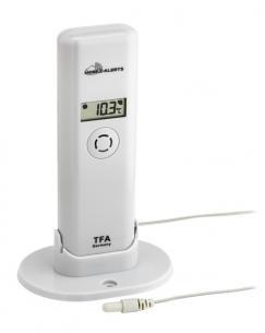 WeatherHub –  Transmissor de temperatura e umidade