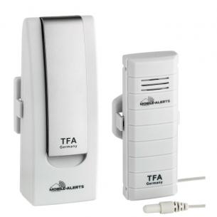 WeatherHub – Monitor de temperatura para smartphone  com transmissor de temperatura com sonda externa