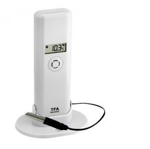 Transmissor de Temperatura e Umidade com Sonda Profissional WeatherHub Incoterm
