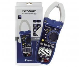 Alicate Amperímetro Digital Incoterm AD330