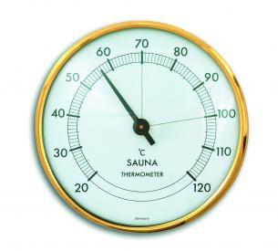 Termômetro tipo Aneróide para Sauna Incoterm