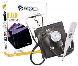 Kit Acadêmico KA100 Preto Incoterm