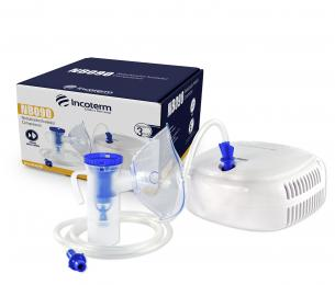 Nebulizador/Inalador Compressor NB090 Incoterm