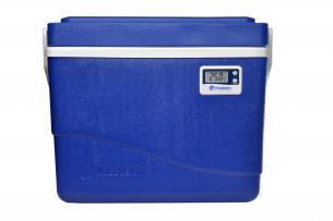 Caixa Térmica com Termômetro Digital - 15 Litros Incoterm