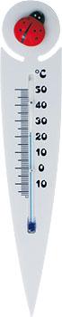 Termômetro para Jardim Incoterm