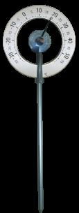 Termômetro para Jardim LOLLIPOP Incoterm