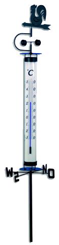 Termômetro para Jardim WEATHER COCK Incoterm