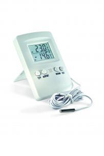 Termômetro Digital  Máxima e Mínima com Alarme Incoterm