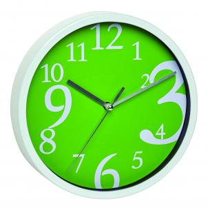 Relógio Design Verde Incoterm