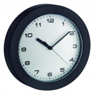 Relógio Preto Incoterm