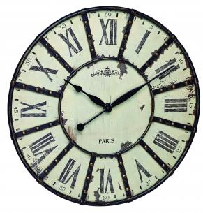 Relógio Paris Incoterm