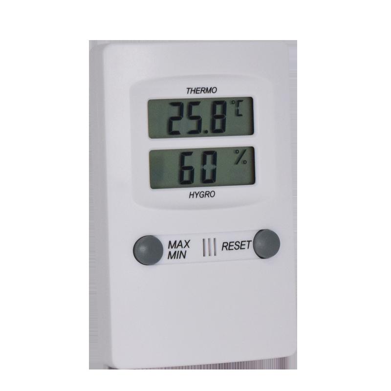 Termo-Higrômetro Digital Temperatura e Umidade Interna Incoterm