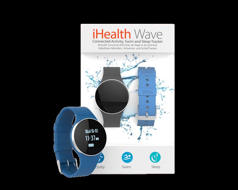 Relógio Pedômetro iHealth Wave Incoterm