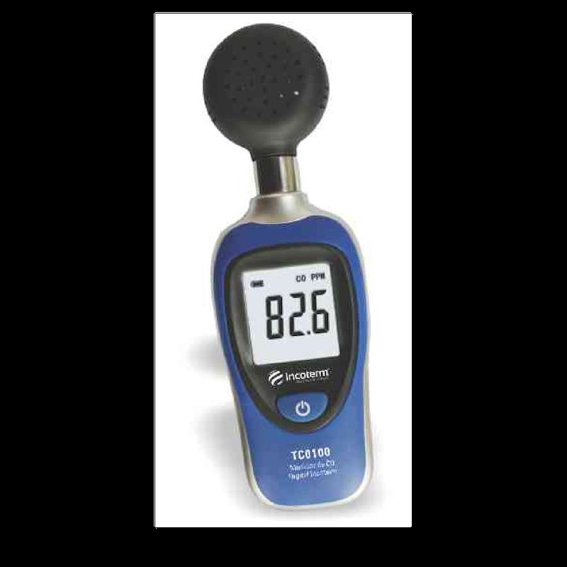 Medidor de CO Digital  TCO100 Incoterm