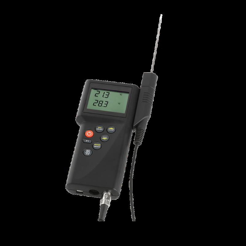 Termômetro de Alta Precisão P755 LOG Incoterm