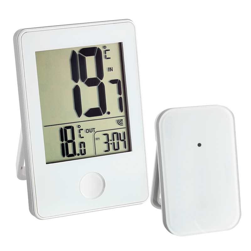 Termômetro Pop Branco Incoterm